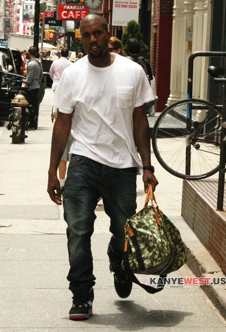 Every Sneaker Worn by Kanye West | Nice Kicks