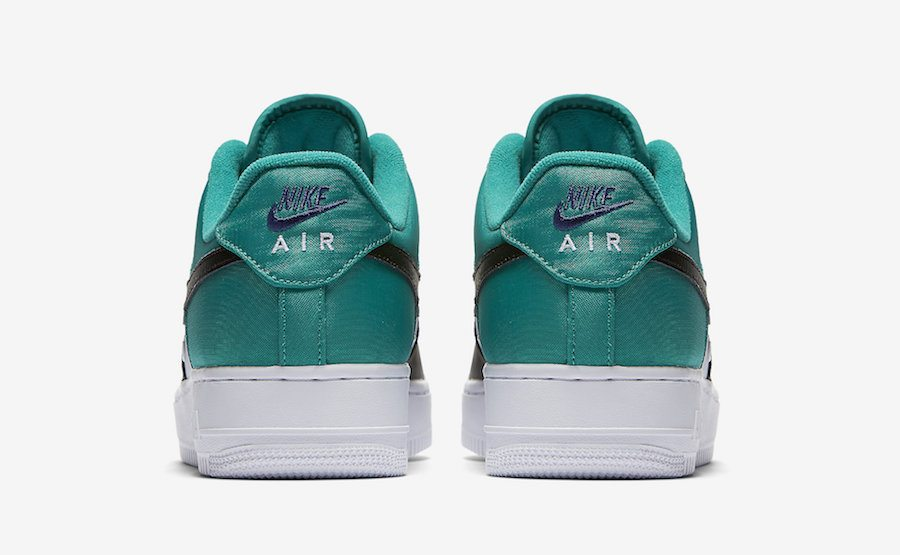 "Nike Air Force 1 Low Mini Swoosh ""Neptune Green"""