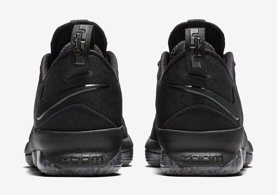 """Nike LeBron 14 Low """"Triple Black"""""""