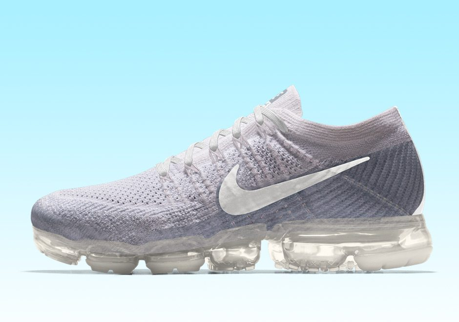 9520a2fc5148 Nike Air VaporMax Lands on NIKEiD with New Sole Options