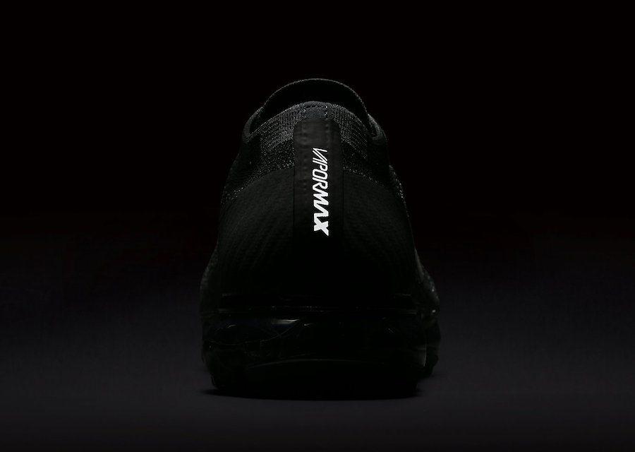 "Nike Air VaporMax ""Triple Black"""