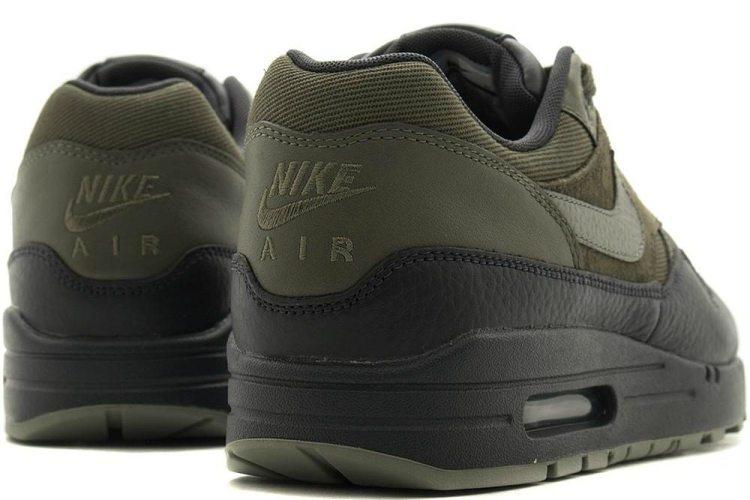 "new products 98d95 cd7b3 ... Nike Air Max 1 Premium ""Medium Olive Dark Stucco-Anthracite"""