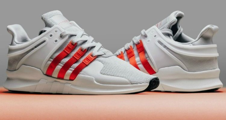 Adidas eqt guidage courant 93 og rouge marijuana Sylt Support