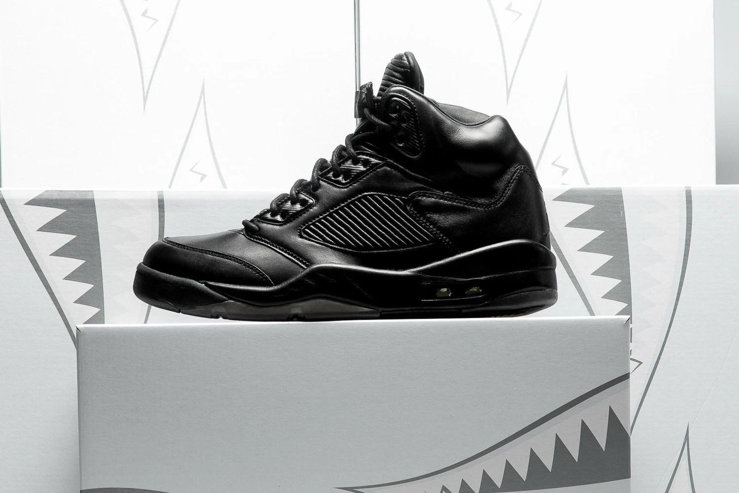 2015 New Arrive Nike Jordan 4 Cheap sale All Black