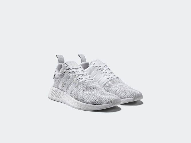 adidas NMD R2 Black White Exclusive