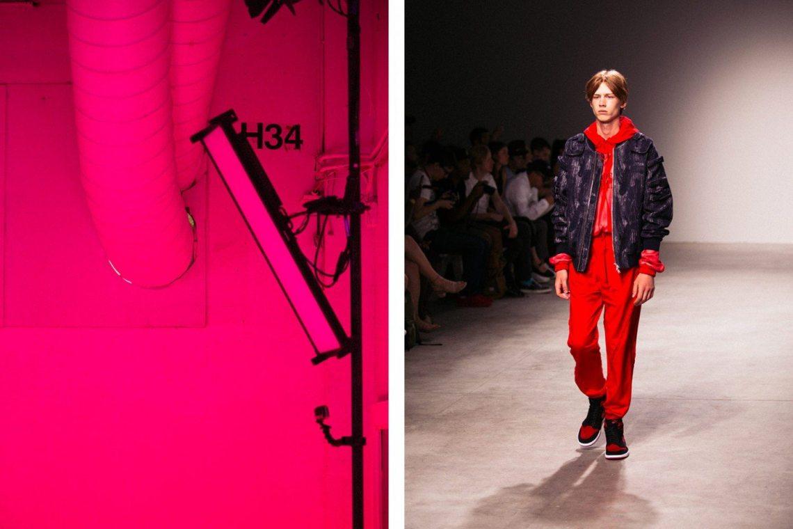 9e06a6e996bc Air Jordan 1 Flyknit Pops Up During New York Fashion Week