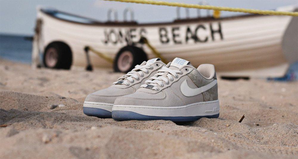 "size 40 3d3c5 4d5d0 Nike Air Force 1 Low ""Jones Beach"" Set to Return"