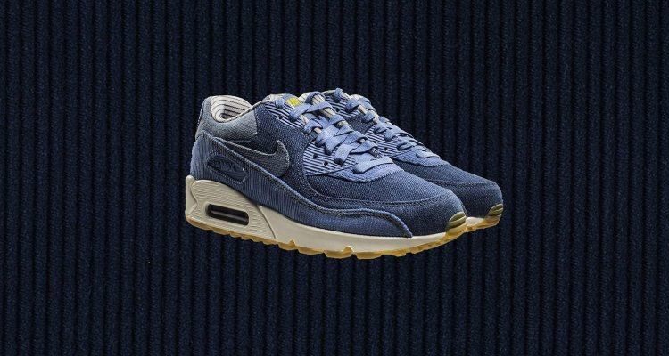 "Nike Air Max 90 ""Corduroy"""