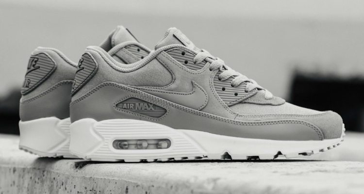 Nike Air Max 90 Glow (GS) (white / blue) Trainers Air max