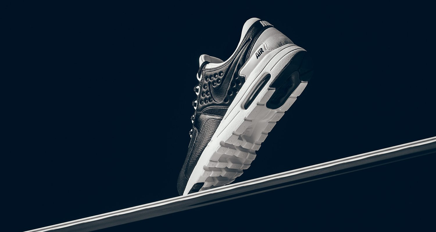promo code ed8b0 20e86 Nike Air Max Zero PRM Black/White // Available Now | Nice Kicks