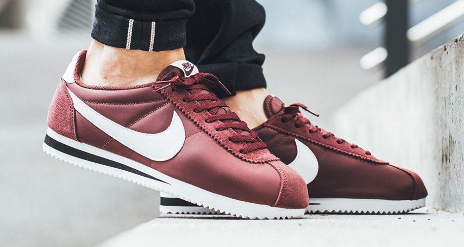 separation shoes ebe7a ad809 Nike Cortez Nylon