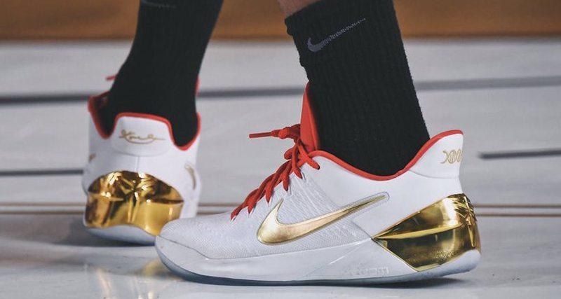 "Nike Kobe A.D. ""Drew League"" PE"