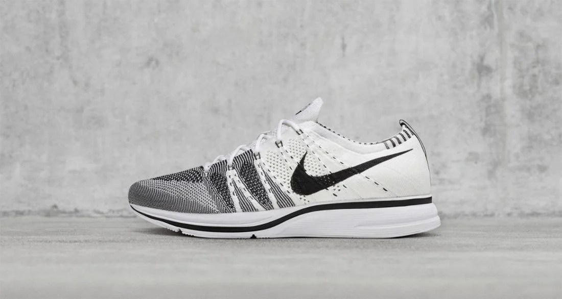 "NikeLab Flyknit Trainer ""Cookies & Cream"""