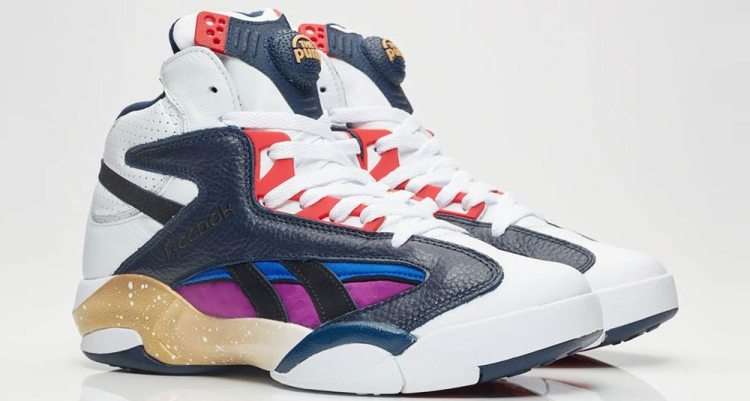 "Reebok Shaq Attaq ""Dream Team Snub"""