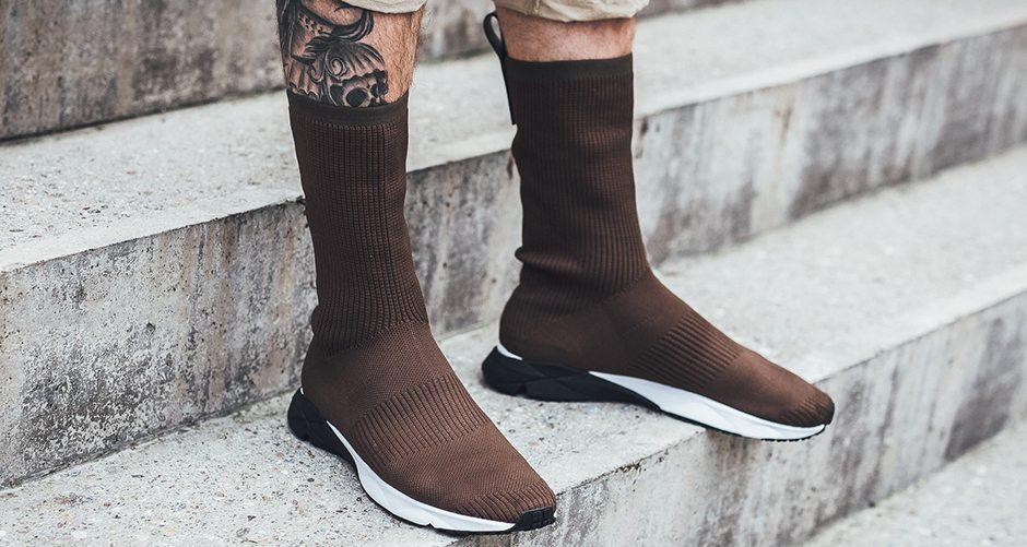 "Reebok Sock Runner Ultraknit ""Brown"""