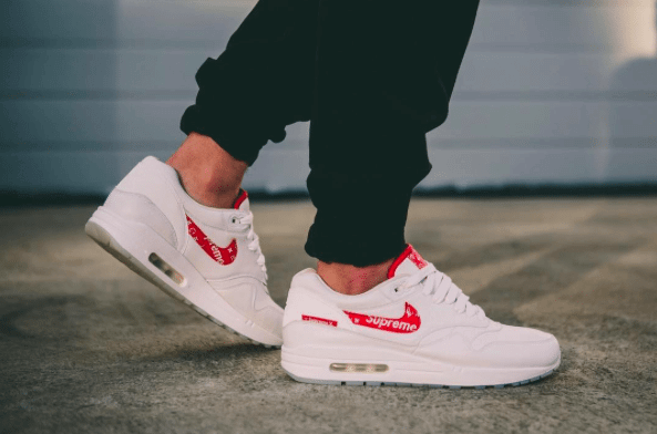 Supreme x Louis Vuitton Collection Inspires Air Max 1 Custom | Nice ...