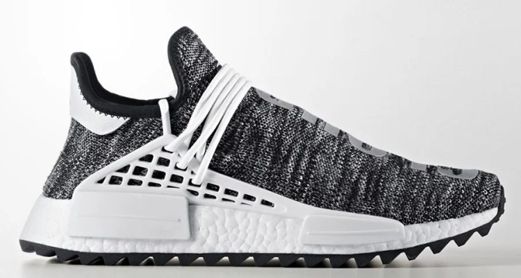 "adidas NMD Hu Trail ""Core Black"""