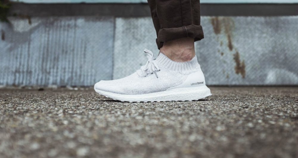 """adidas Ultra Boost Uncaged """"Triple White"""""""