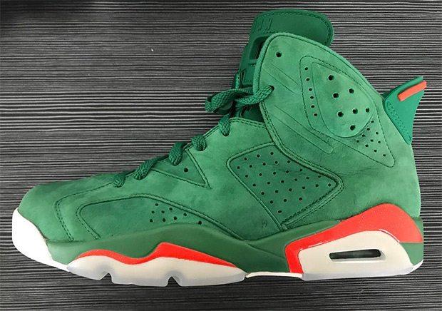 "Air Jordan 6 ""Gatorade"""