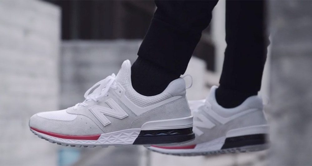 new balance 574 terry cloth