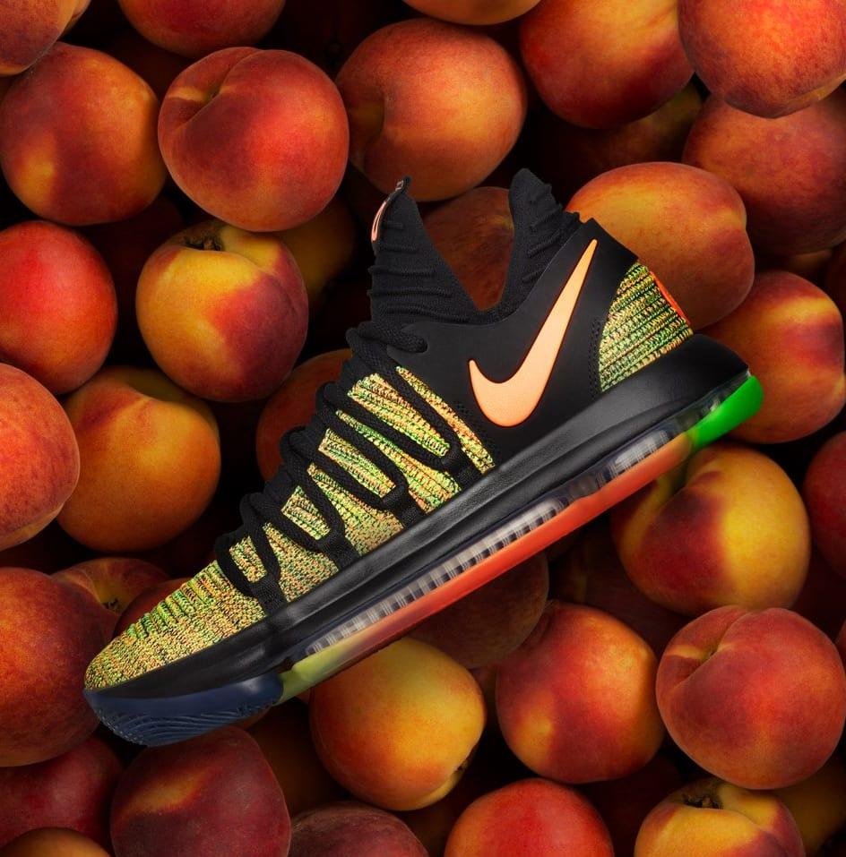 "Nike KDX ""Peach Jam"" // First Look"