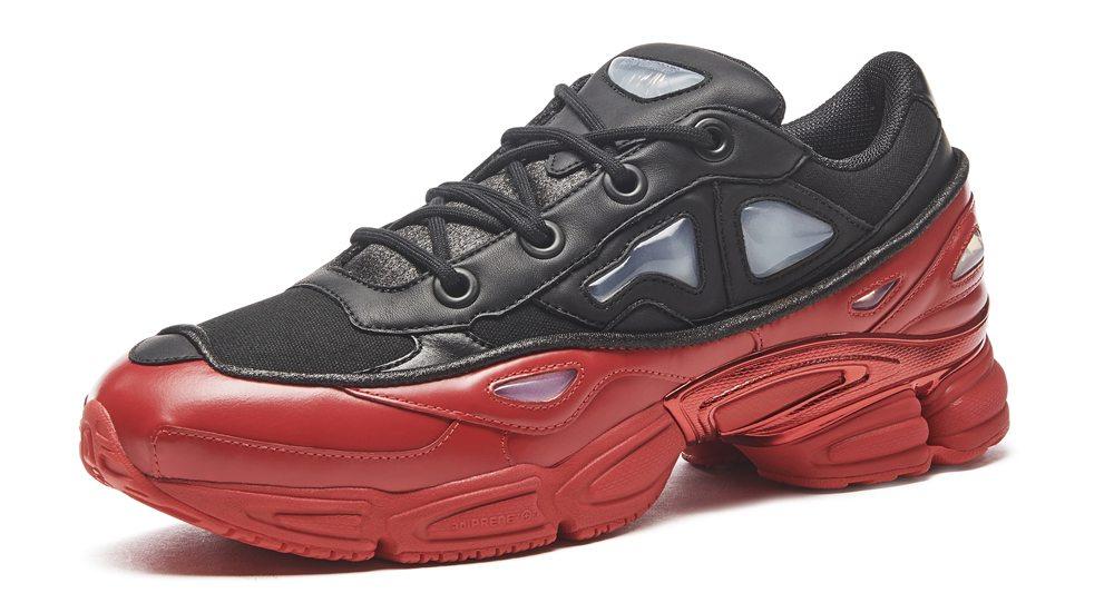 """Raf Simons x adidas Ozweego III """"Scarlet"""""""