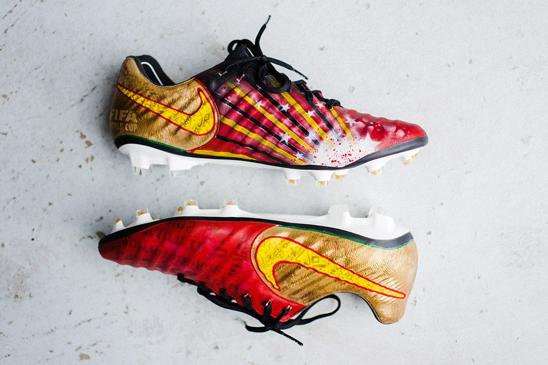 Nike Tiempo Legend 7 Custom by DeJesus Custom Footwear