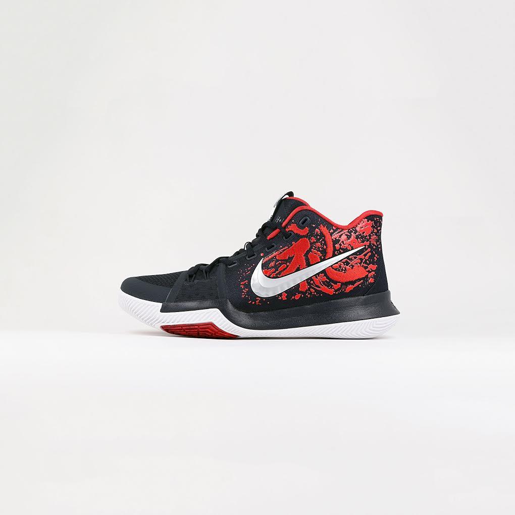 "Nike Kyrie 3 ""Samurai"""