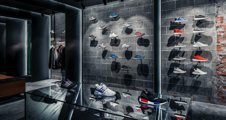 Concepts x adidas Boston Store