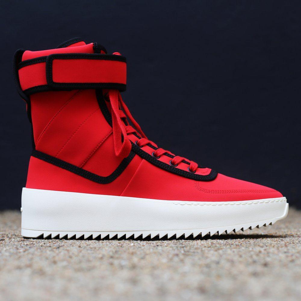 1c859a796eaa Fear of God Military Sneaker