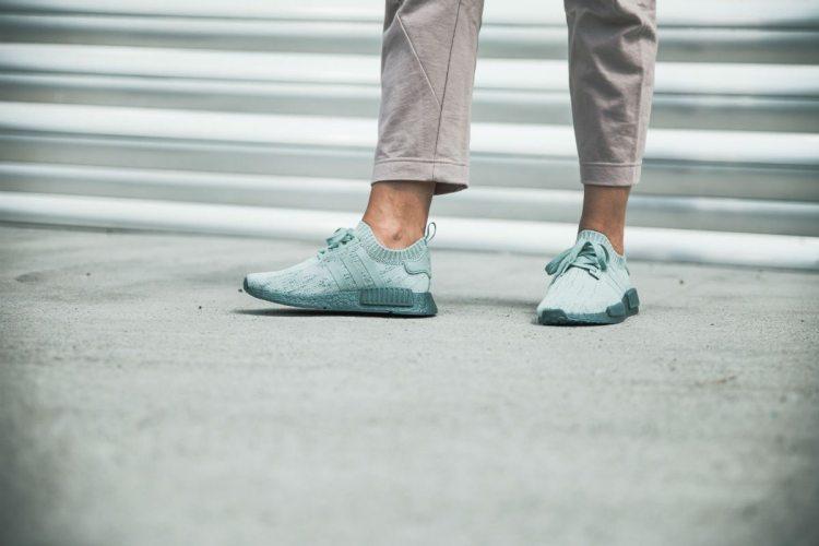 """Adidas NMD R1 """"Sea Crystal"""" // Available Soon"""