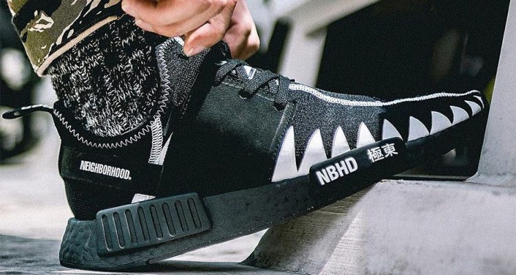 NEIGHBORHOOD x adidas NMD R1