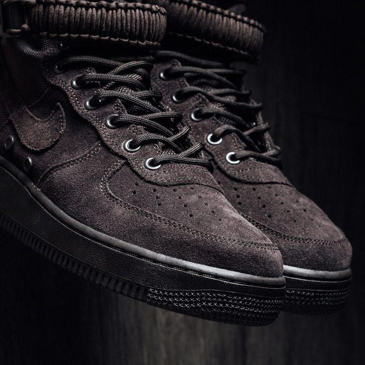 """Nike Air Force 1 SF-AF1 Hi """"Velvet Brown"""" // Release Date"""