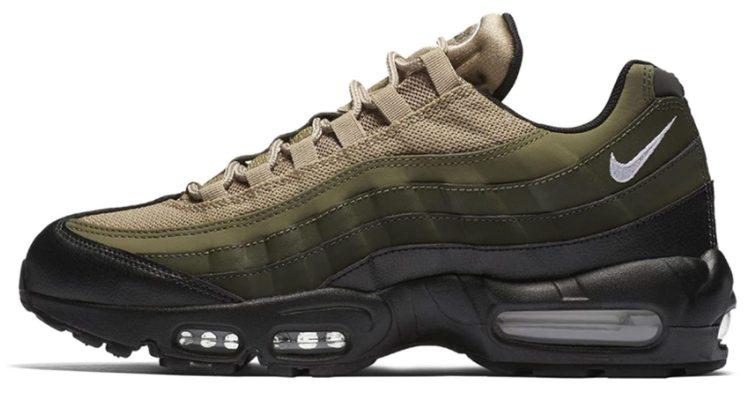 """Nike Air Max 95 Essential """"Green Khaki"""""""