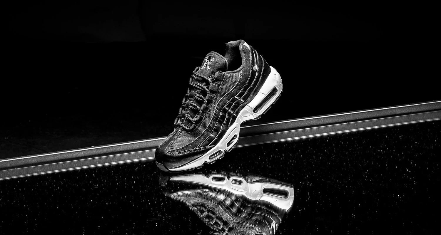 "low priced 896ee 6d851 Nike Air Max 95 ""Rebel Skulls""    Available Now"