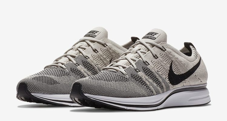 "Nike Flyknit Trainer ""Pale Grey"""