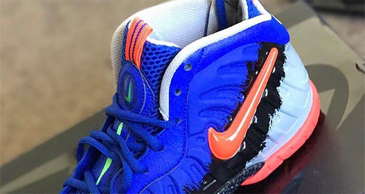 meet 68f86 6cf11 Nike Little Posite Pro