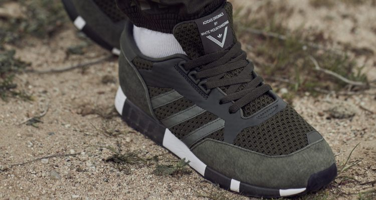 White Mountaineering x adidas Boston Super