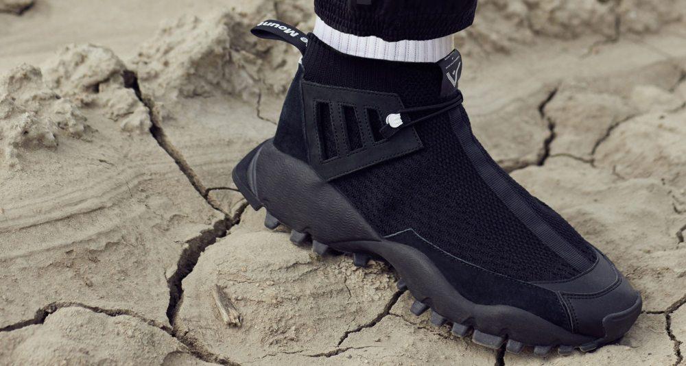 White Mountaineering x adidas Seeulater Alledo