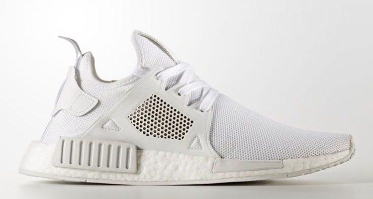 """adidas NMD XR1 """"Triple White"""""""