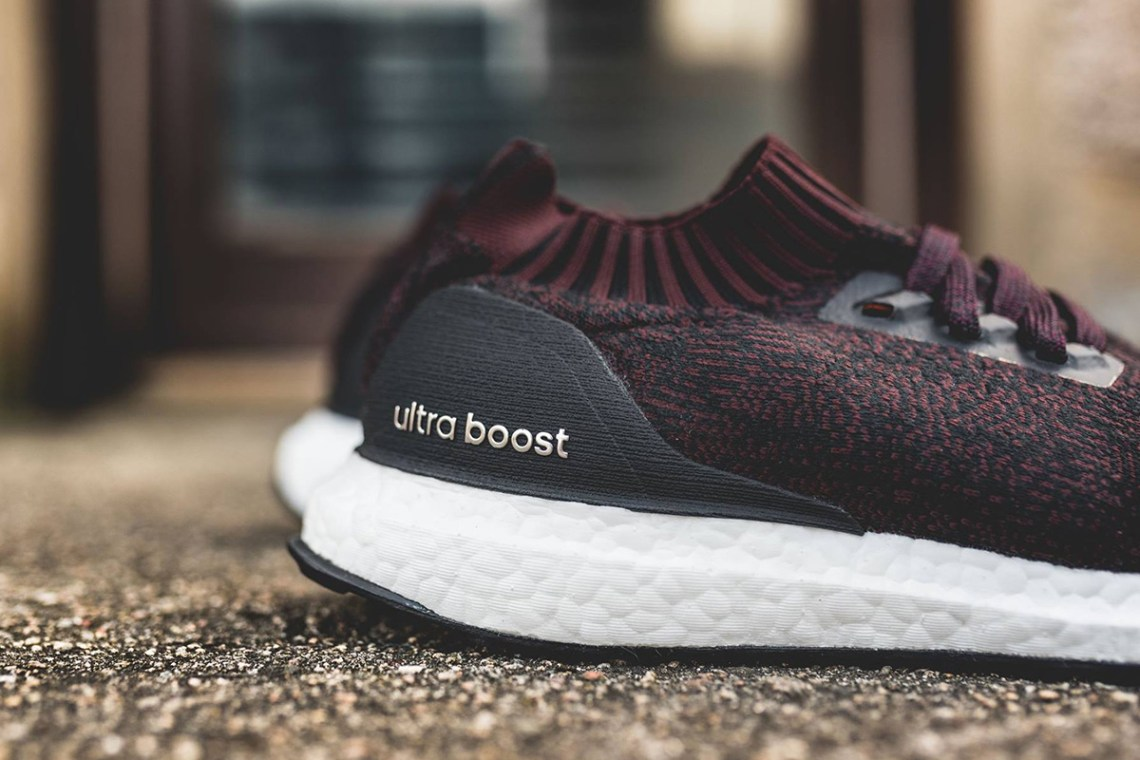 "adidas UltraBOOST Uncaged ""Dark Burgundy"""