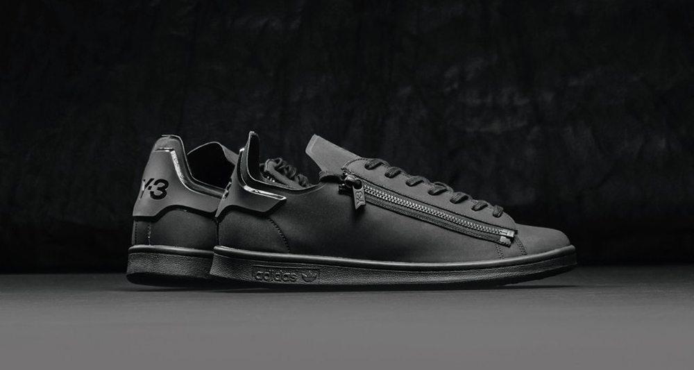 f7113d19d1c adidas Y-3 Stan Zip