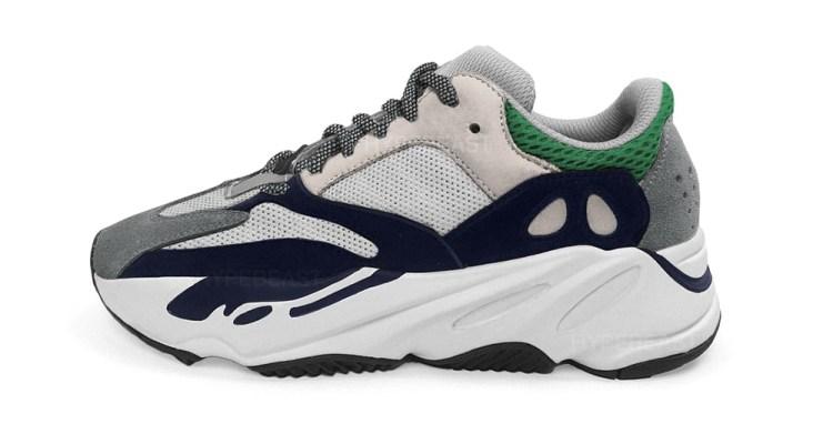 adidas Yeezy Wave Runner 700 Sand/Green