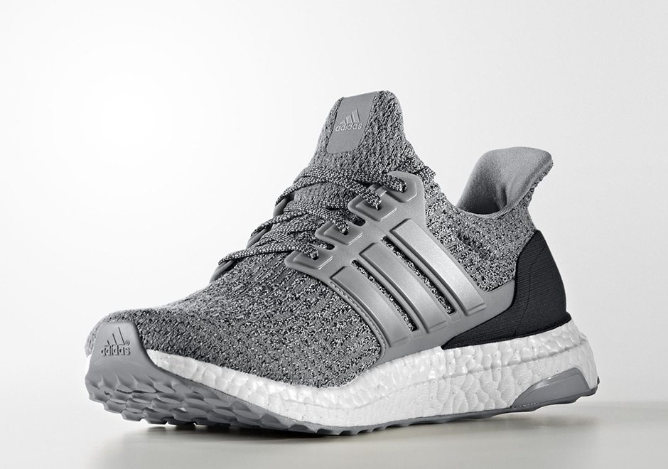 "adidas Ultra Boost 3.0 ""Grey Three"""