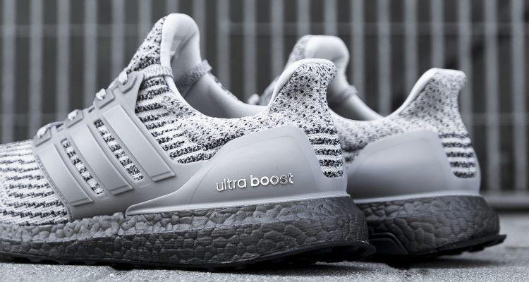 cheap for discount 49197 31818 Adidas Ultra Boost 40 Triple Grey – Fashionsneakers.club