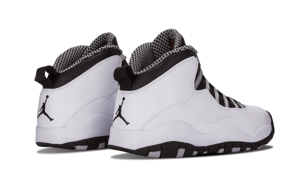 "brand new 5dfdb 77967 Air Jordan 10 ""Steel"" ..."