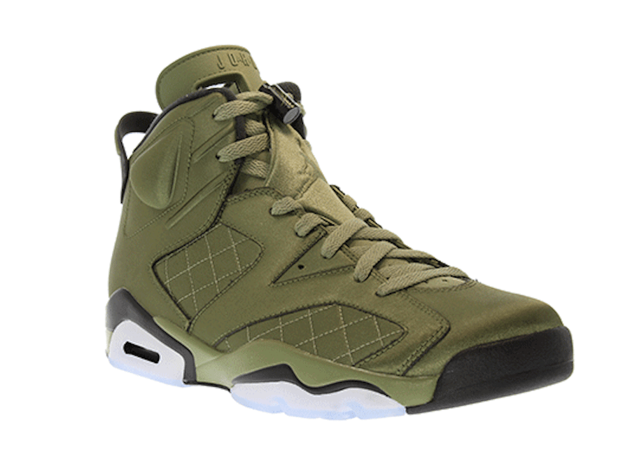 "Air Jordan 6 Pinnacle ""Saturday Night Live"""