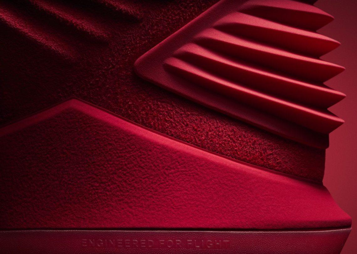 """Air Jordan XXX2 """"Rosso Corsa"""""""