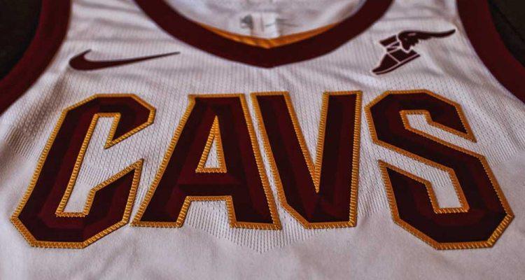 Cleveland Cavaliers Unveil Nike Uniforms
