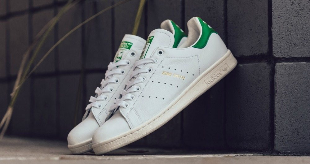 """reputable site 885d5 81d30 adidas Stan Smith Tumbled Leather """"OG""""    Available Now"""
